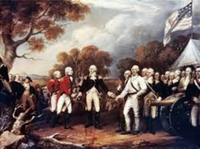 the importance of the victory at saratoga in the american revolution 08082018  part of our american revolution timeline an unlikely victory  news of the american victory at saratoga soon travels to europe and boosts support of the.