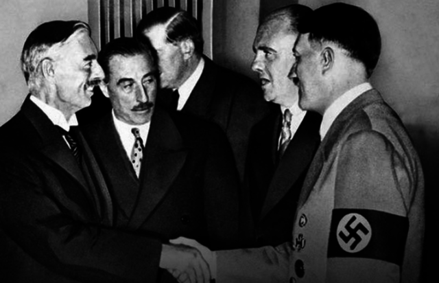 a history of the relationship between the nazi germany and soviet russia Why did nazi-germany invade russia in  the molotov-ribbentrop pact fostered an economic relationship between the soviet  but this component of nazi history,.