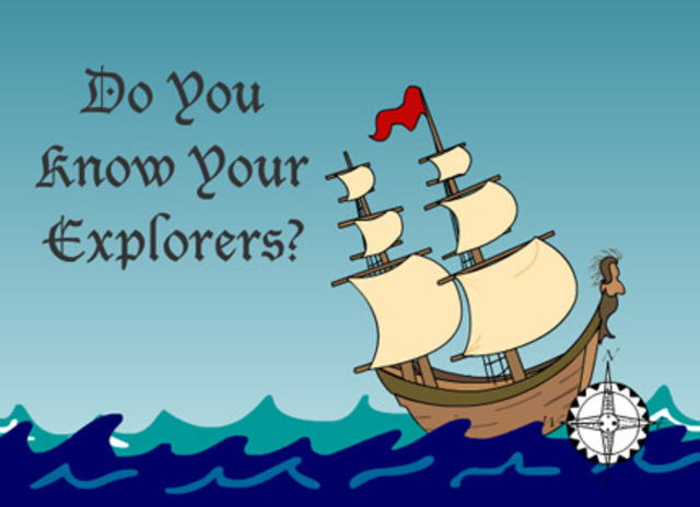 John Cabot and other explorers