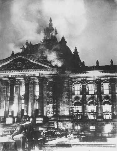 Burning of the Reichstag