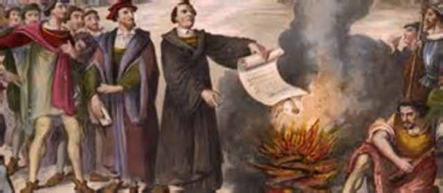 luthers ninety six thesis Luther's theses limited the role of the papacy, critiquing developments introduced in the fourteenth and fifteenth centuries thesis six, for example, made clear that the pope does not have the power to remit sin but can only proclaim what god has done thesis eight, moreover, asserted that penance is only.
