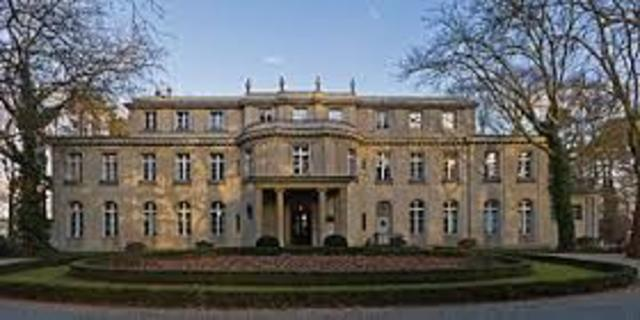 wannsee confrence