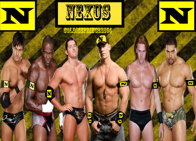 John Cena had now join Nexus