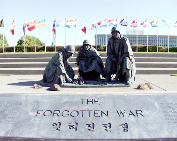 Korean War Begins