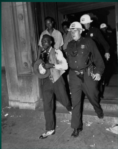despair and disillusions brought about the harlem riot of 1935