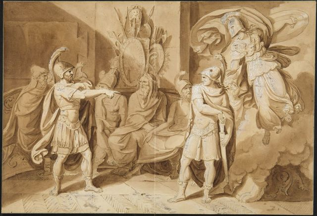 """an analysis of the concept of heroism in greek mythology and the iliad Analysis: back to top of page: like """"the iliad"""", """"the odyssey """" is attributed to the greek epic poet homer, although it was probably written later than """"the."""