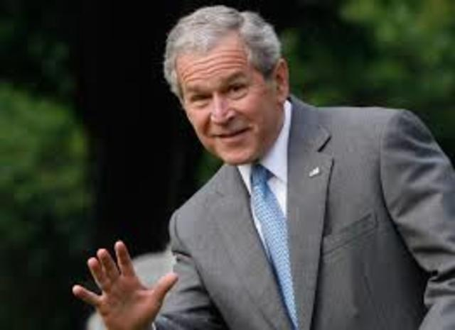 account of the life of george w bush George w bush's presidential library will be dedicated thursday, an event that is bringing the 43rd president back into the spotlight in a way he hasn't been since leaving office in 2009 as we .