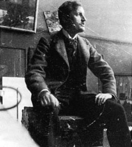 the life and works of edvard munch Edvard munch was born into a family that struggled with physical and mental  health his mother and sister succumbed to.