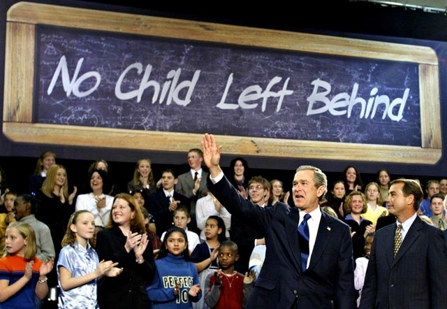 No Child Left Behind Created