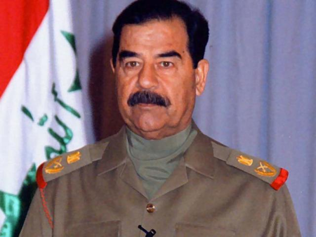 Saddam Hussein is found guilty of war crimes
