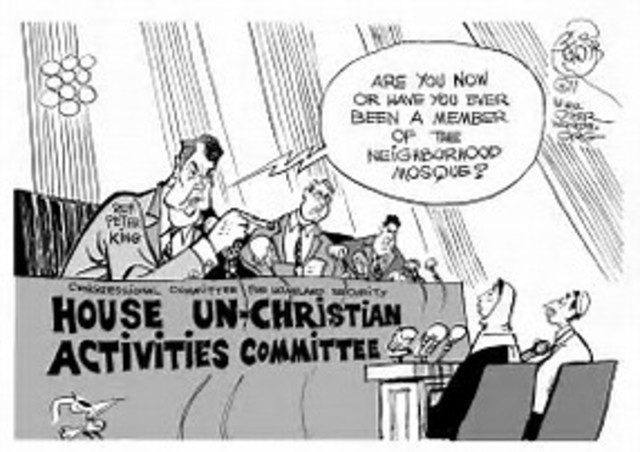 House-Select Un-American Activities Committee (HUAC)