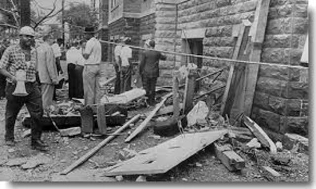 a history of the ku klux klans bombing of the black war street
