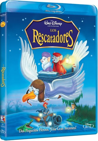 The rescuers in kangarooland