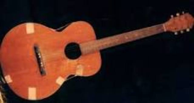 The first guitar