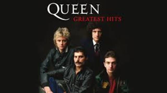 1970 - Queen - Rock Pop -  Song: We Will Rock You