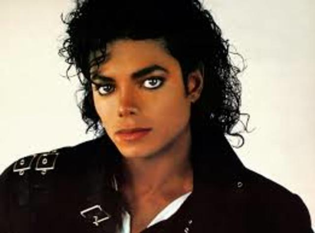 1980 - Michael Jackson - Rock  -  Black Or White