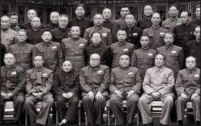 Chinese Communist Party is Founded