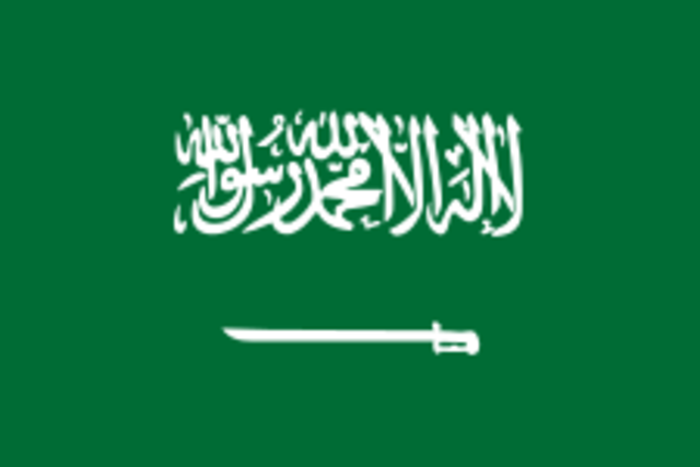 United Kingdom Gives Saudi Arabia Independence