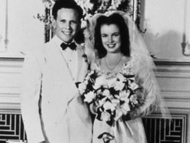 Marilyn's Marriage
