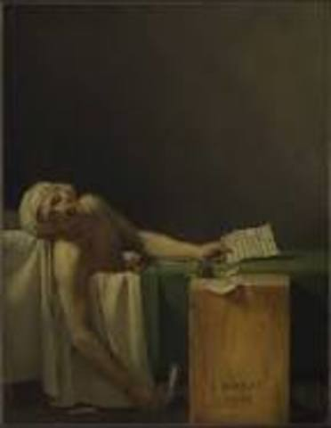 The Death of Marat(Neoclassicism)