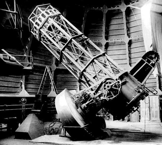 Difficulties with early telescopes