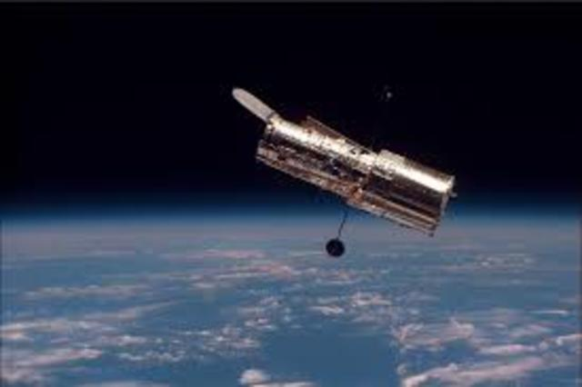 Hubble Telescope was approved by NASA