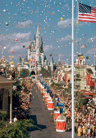 Grand Opening of Disney World pt.3