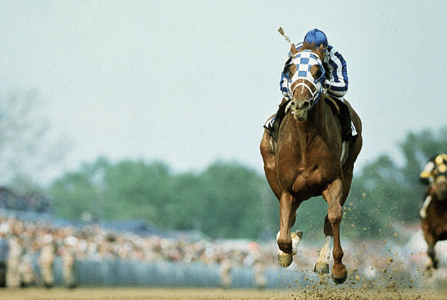 Secretariat Wins Triple Crown pt.2
