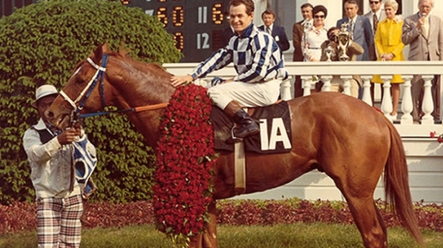 Secretariat Wins Triple Crown pt.4