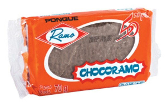The famous CHOCORAMO is born