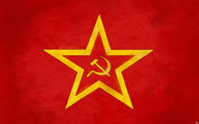Soviet Union Founded