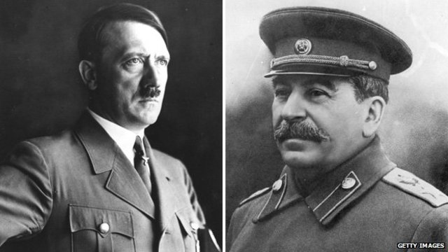 hitler was freed by stalin