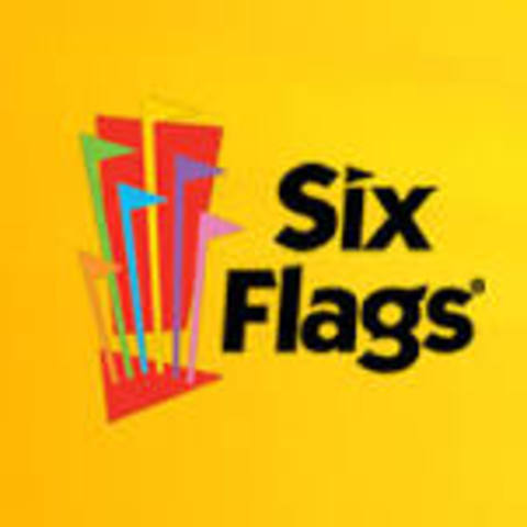I went to six flags