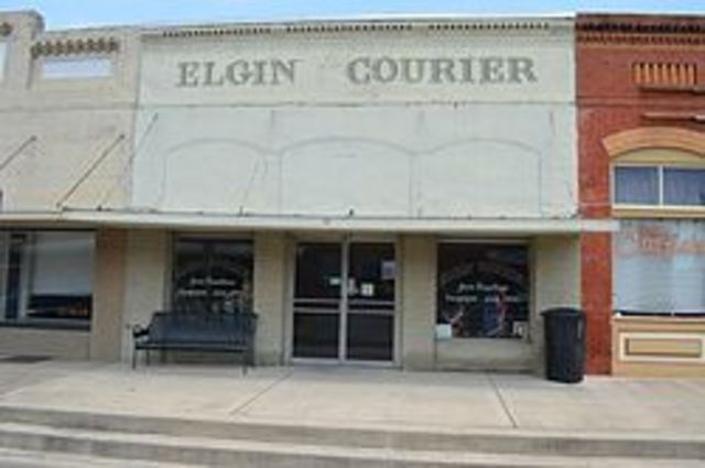 i moved to Elgin Texas