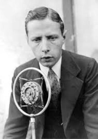 How Foster Hewitt helped with Canadian Identity