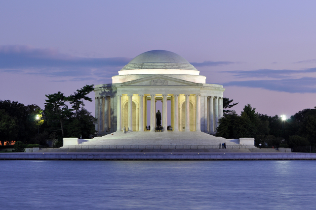 Thomas Jefferson Memorial is Completed