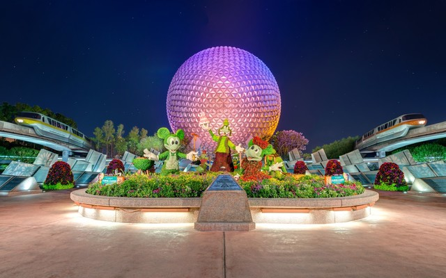 Addition to Disney World: Epcot pt.1