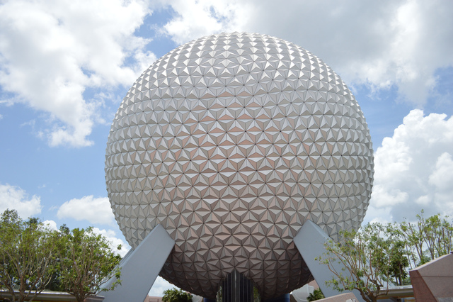 Addition to Disney World: Epcot pt.2