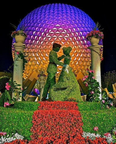 Addition to Disney World: Epcot pt.4