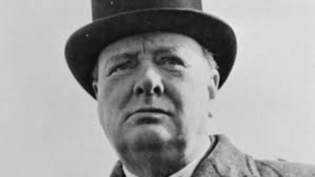 Winston Churchill becomes prime minister of Britain