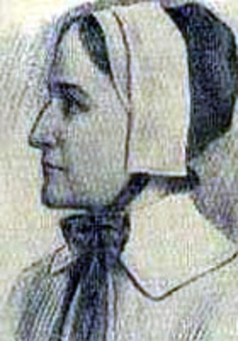 was anne hutchinson a threat to Smart, outspoken and opinionated, anne hutchinson was the daughter of an english minister, well versed in the bible and devoted to the teaching of the popular preacher john cotton in 1634, anne .