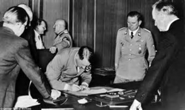 Munich Agreement