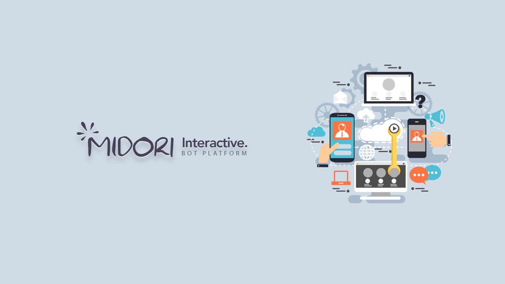 Midori Interactive Chatbot Platform as a Service