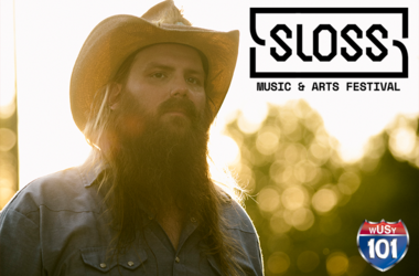 Register to win tickets to see Chris Stapleton at Sloss Fest!!