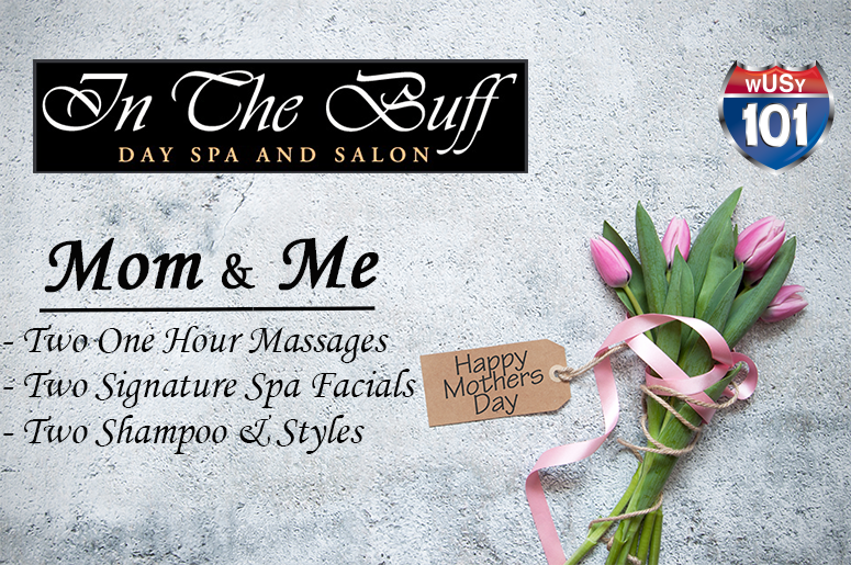 """""""Mom and Me"""" Mother's Day Package"""
