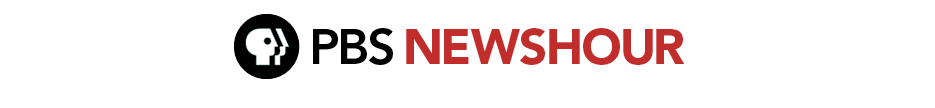 PBS NewsHour logo