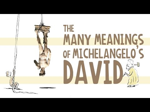 The many meanings of Michelangelo's Statue of David - James Earle thumbnail