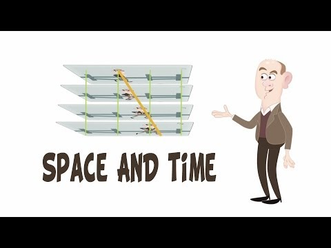 The fundamentals of space-time: Part 1 - Andrew Pontzen and Tom Whyntie thumbnail
