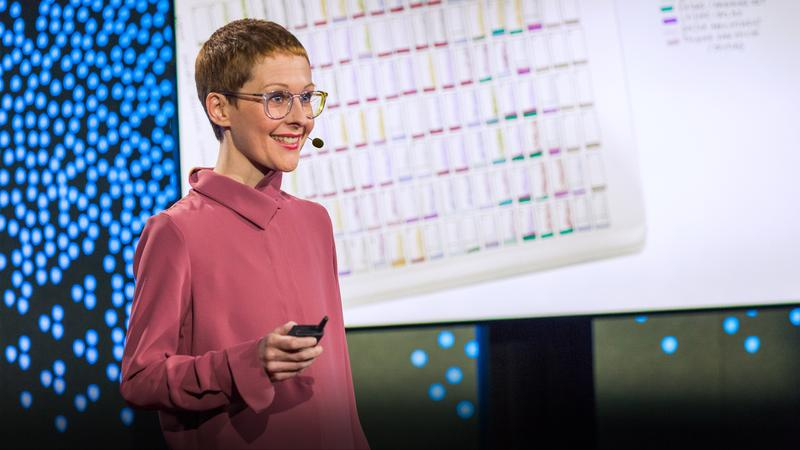 Giorgia Lupi: How we can find ourselves in data thumbnail