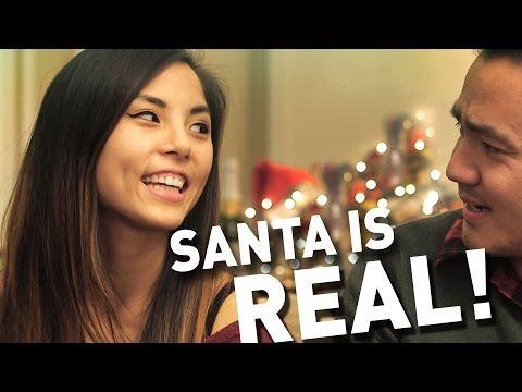 SANTA IS REAL! thumbnail